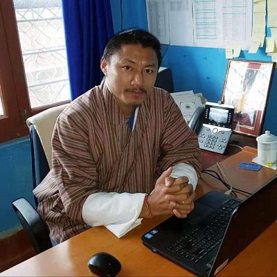 RM, Jigme Dorji