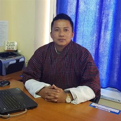 Regional Manager, Punakha