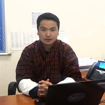 RM, Phub Gyeltshen